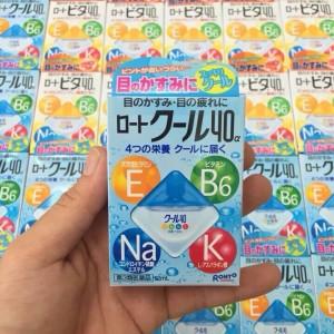 Thuốc nhỏ mắt tốt nhất của Nhật có thết bạn chưa biết