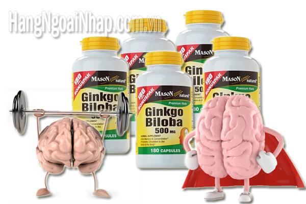 4 Loại thuốc bổ não tốt nhất hiện nay