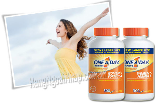 One A Day Women's Multivitamin Multimineral