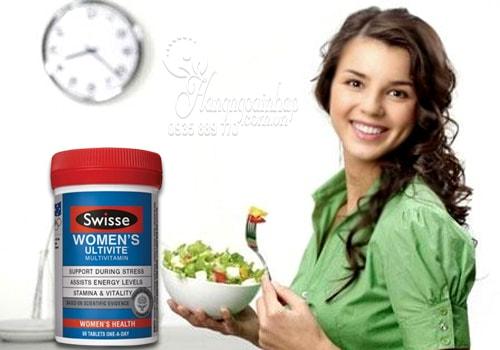 Thuốc swisse women's ultivite