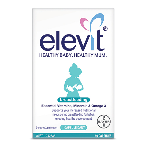 Công dụng của thuốc Elevit Breastfeeding