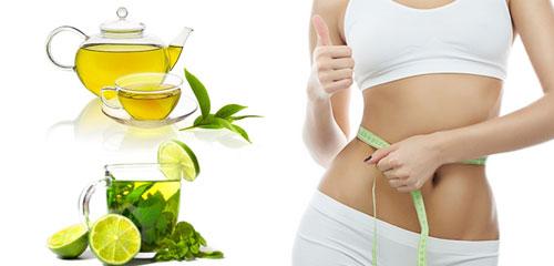 Cách pha bột trà xanh giảm cân – đơn giản hiệu quả