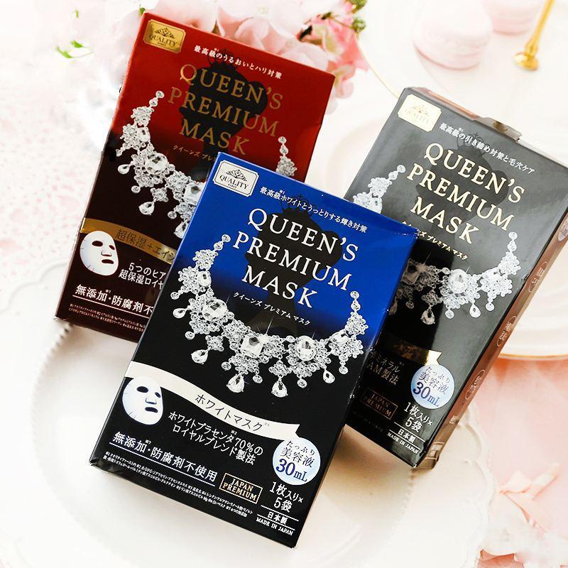 Mặt nạ Queen Premium Mask của Nhật Bản tốt không?