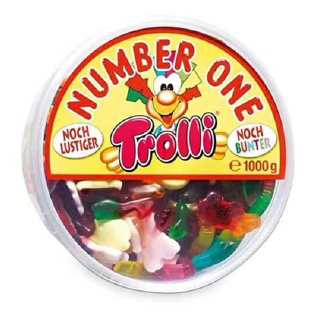 Keo-deo-hinh-con-thu-Trolli-Number-One-cua-duc-1000g-5