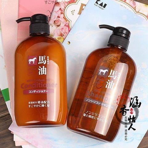 Dầu gội mỡ ngựa Horse Oil của Nhật có tác dụng gì?