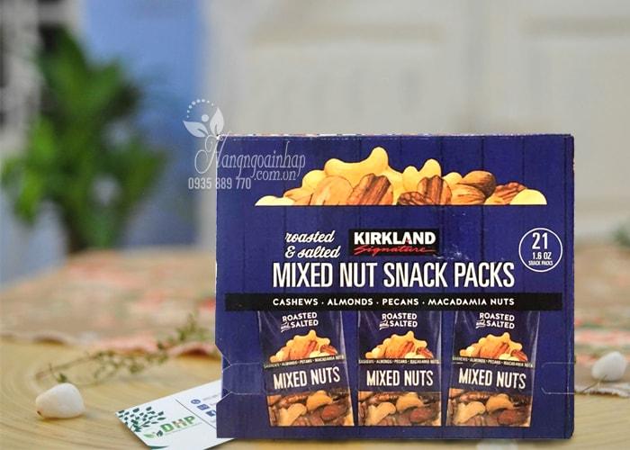 Hạt rang muối Mixed Nut Snack Packs chất lượng nhất