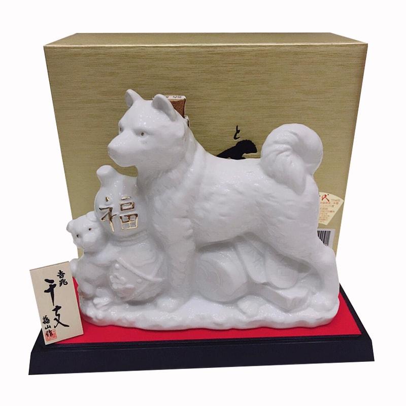 Rượu Sake hình con chó Hachiko Nhật giá bao nhiêu? Mua ở đâu?