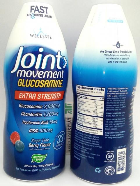 Thuốc Glucosamine dạng nước của Mỹ có tốt không? Có tác dụng gì?