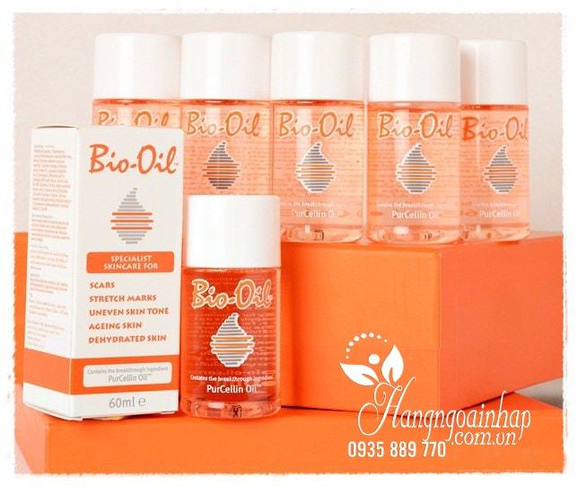 Điểm danh những công dụng của tinh dầu trị rạn Bio Oil Úc