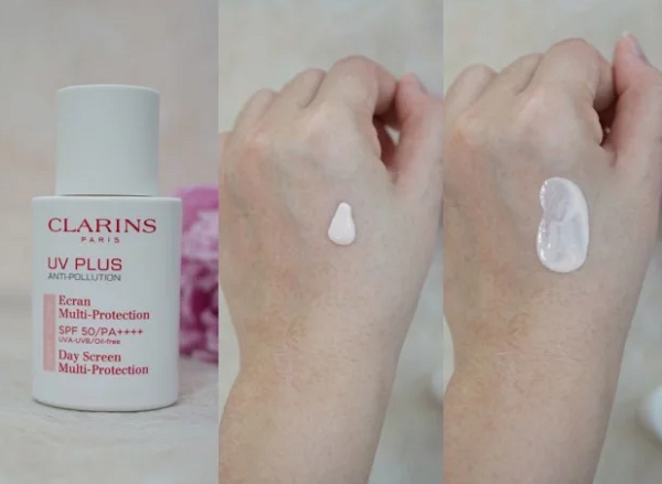 Kem chống nắng Clarins UV Plus Anti-Pollution SPF50 3