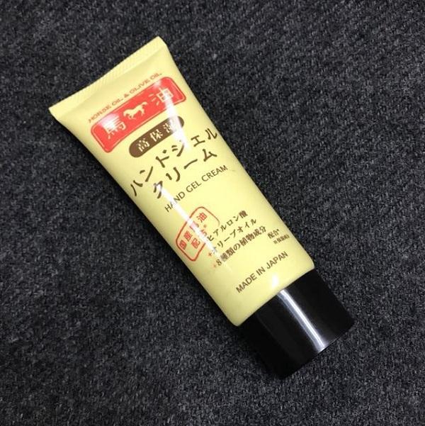 Horse Oil & Olive Oil Hand Cream 1