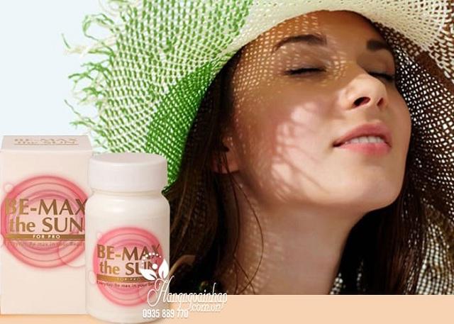 Viên uống chống nắng Nhật Be-Max The Sun 3