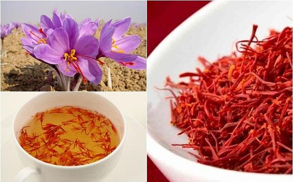 Nhụy hoa nghệ tây Tashrifat của Iran 4