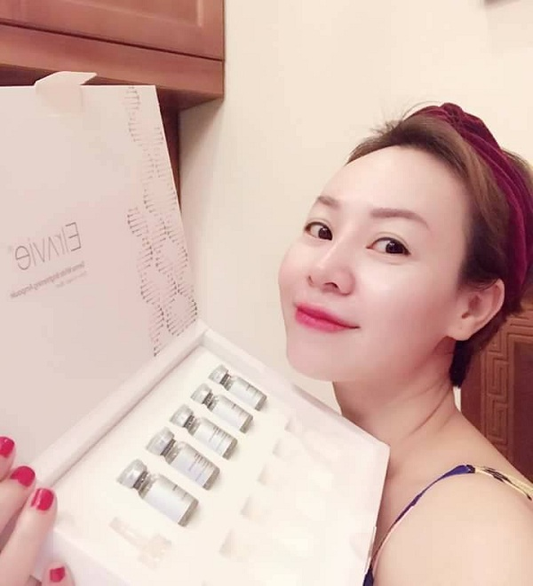 Serum tế bào gốc Elravie Derma White Brightening Ampoule Hàn Quốc 7