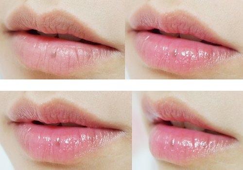 Son dưỡng có màu DHC Color Lip Cream 3