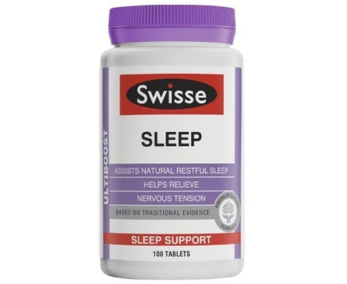 Viên uống hỗ trợ giấc ngủ Sleep Swisse giá bao nhiêu-2