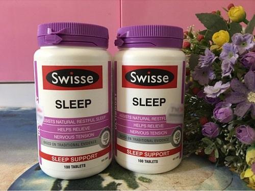 Viên uống hỗ trợ giấc ngủ Sleep Swisse giá bao nhiêu-3