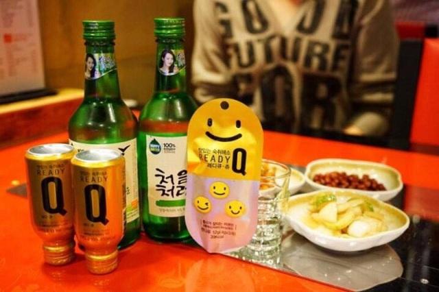 Kẹo giải rượu Ready Q Chew Hàn Quốc chính hãng, giá tốt 2