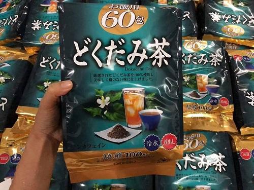 Trà diếp cá Orihiro giá bao nhiêu? Mua ở đâu chính hãng?