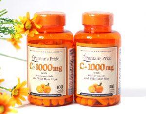 Puritans Pride vitamin C 1000mg giá bao nhiêu-1