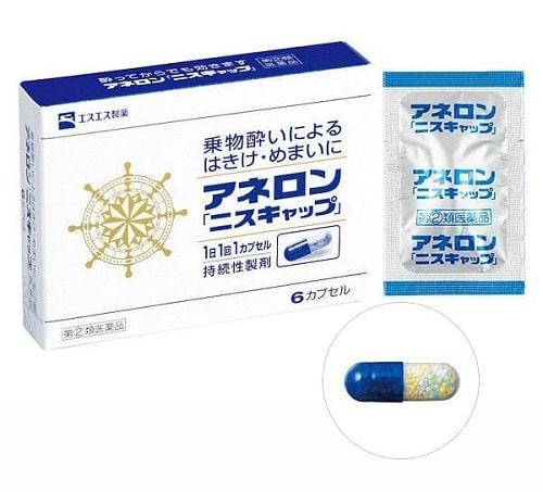Thuốc say tàu xe Anerol giá bao nhiêu-2