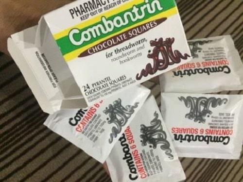 Thuốc tẩy giun Combantrin giá bao nhiêu? Mua ở đâu chính hãng?