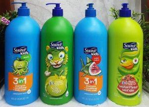 Sữa tắm gội xả Suave Kids giá bao nhiêu-1