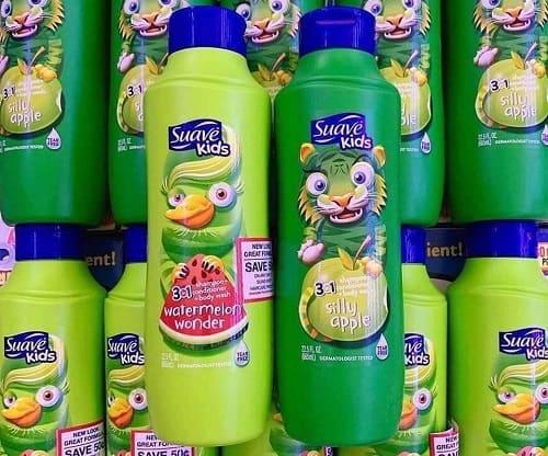 Sữa tắm gội xả Suave Kids giá bao nhiêu-2