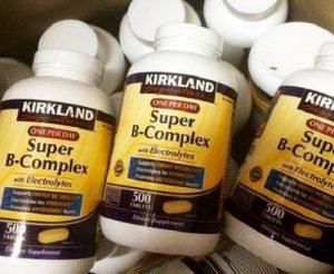 Super B Complex Kirkland giá bao nhiêu-1