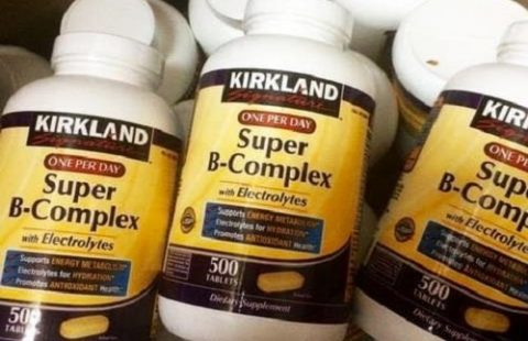 Super B Complex Kirkland giá bao nhiêu? Mua ở đâu chính hãng?