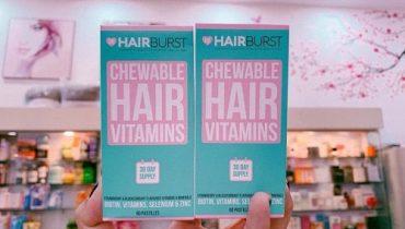 Kẹo mọc tóc Hairburst Chewable giá bao nhiêu? Mua ở đâu chính hãng?