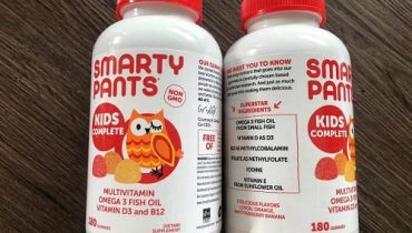 Kẹo vitamin Smarty Pants giá bao nhiêu? Mua ở đâu chính hãng?