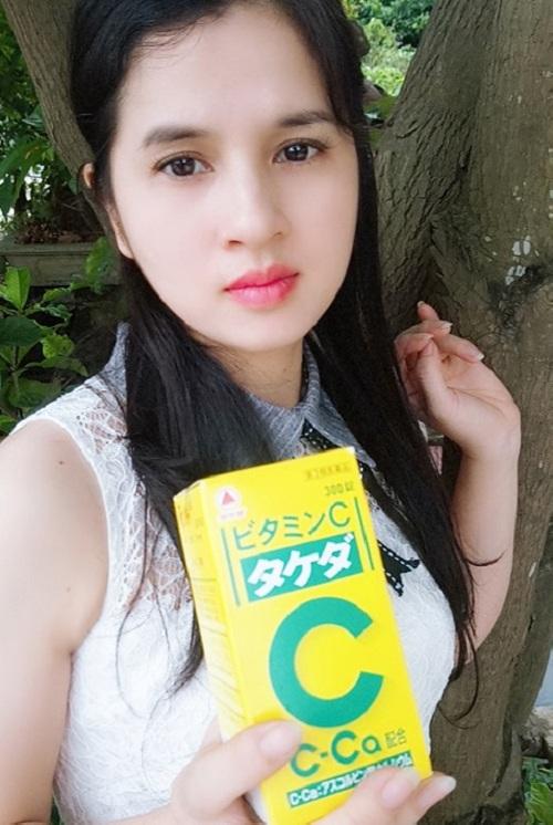 Viên uống Vitamin C 2000mg Takeda - Vitamin C Ca Nhật 300 viên 9
