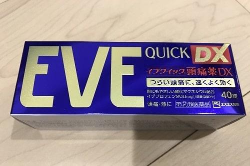 Thuốc giảm đau Eve Quick DX giá bao nhiêu-2