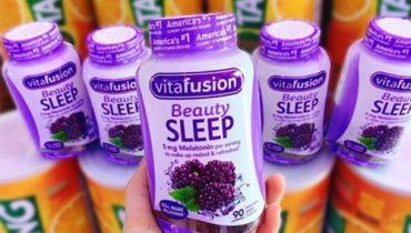 Kẹo ngủ Beauty Sleep Melatonin 5mg giá bao nhiêu? Mua ở đâu chính hãng?
