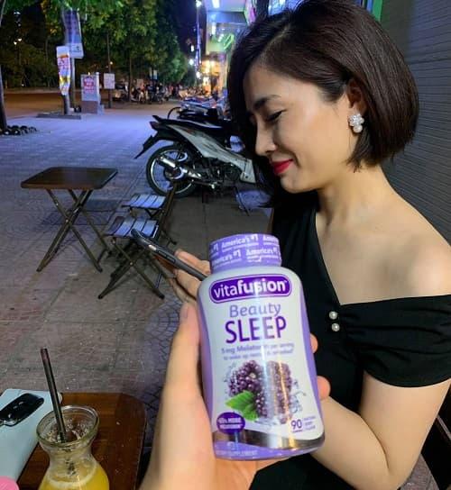 Kẹo ngủ Beauty Sleep Melatonin 5mg giá bao nhiêu-3