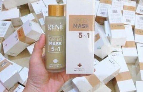 Tẩy tế bào chết Green Mask 5in1 giá bao nhiêu? Mua ở đâu chính hãng?