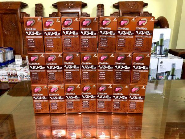 Hepalyse gt 270 viên thuốc bổ gan cao cấp của Nhật, giá tốt