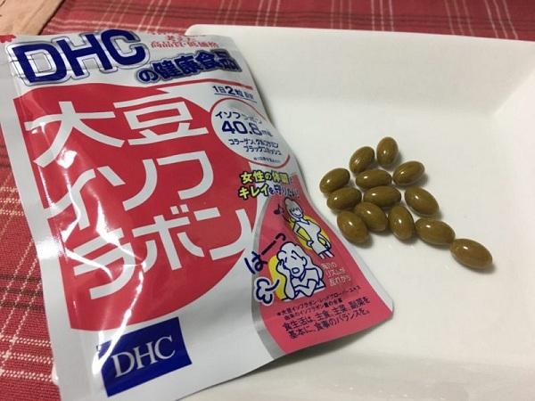 Tinh chất mầm đậu nành DHC Nhật Bản duy trì tuổi thanh xuân 4