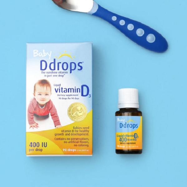 Cách dùng Vitamin D3 Drops cho trẻ sơ sinh hiệu quả nhất 1