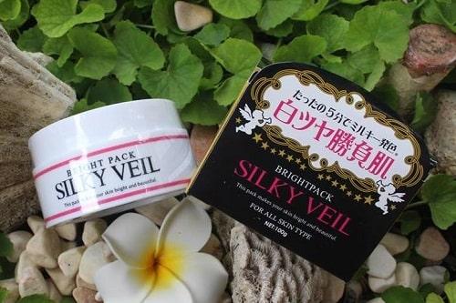Kem Silky Veil Bright Pack giá bao nhiêu? Mua ở đâu chính hãng?