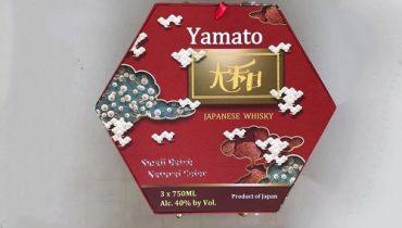 Set 3 rượu con mèo Yamato Japanese Whisky giá bao nhiêu?