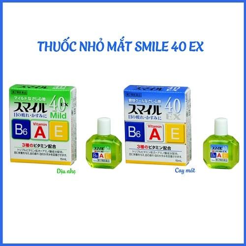Công dụng của thuốc nhỏ mắt Lion 40 Ex Mild là gì-2