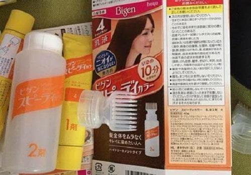 Thuốc nhuộm tóc Bigen giá bao nhiêu-2
