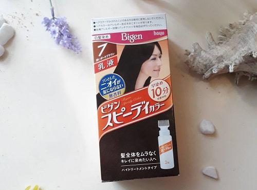 Thuốc nhuộm tóc Bigen giá bao nhiêu-3