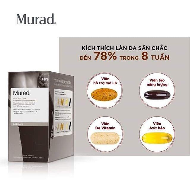 Viên uống tổng thể Murad có tốt không? Phân tích cụ thể