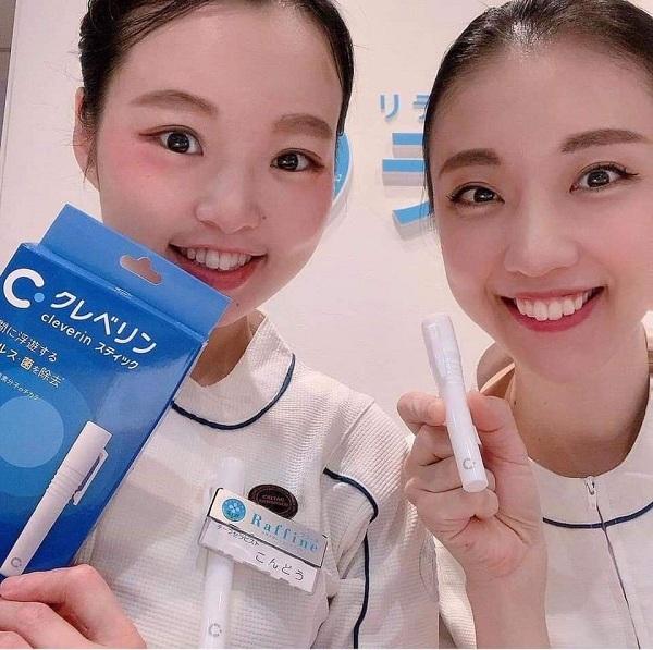 Bút diệt virus Cleverin Taiko Nhật Bản, kháng virus, vi khuẩn 6