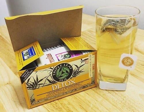 Triple Leaf Tea Detox giá bao nhiêu-2
