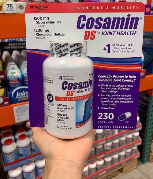 Công dụng của viên uống bổ khớp Cosamin DS là gì-2