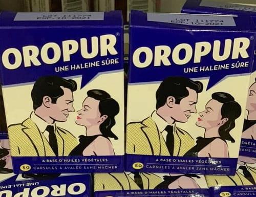 Thuốc trị hôi miệng Oropur giá bao nhiêu? Mua ở đâu chính hãng?